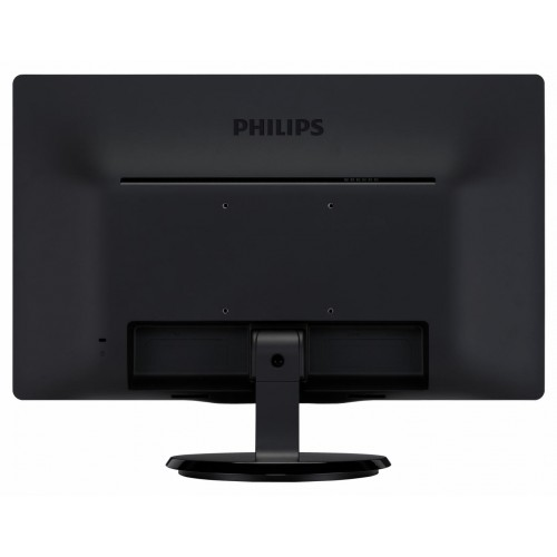 "Monitor 19.5"" PHILIPS 200V4LAB2, HD+, TN, WLED, 16:9, 1600*900, 60hz, 5 ms, 200 cd/m2, 90/65, 600:1, VGA, DVI-D, VESA, Speakers, Black  ND"