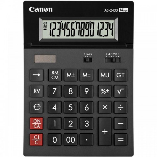 CANON AS2400 CALCULATOR 14 DIGITS ND