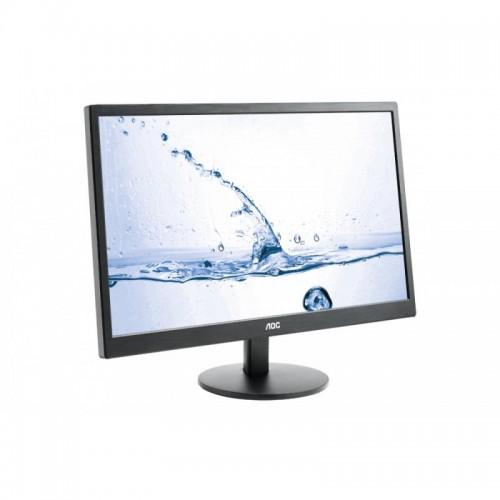 "Monitor 23.6"" AOC M2470SWH, FHD, MVA,16:9, 1920*1080, WLED, 5 ms, 250 cd/m2, 178/178, 50M:1/ 3000:1, HDMI, D-SUB, VESA, speakers, Black ND"