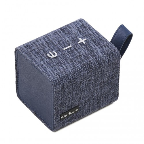 BOXA BLUETOOTH SERIOUX WAVE CUBE 5 ND