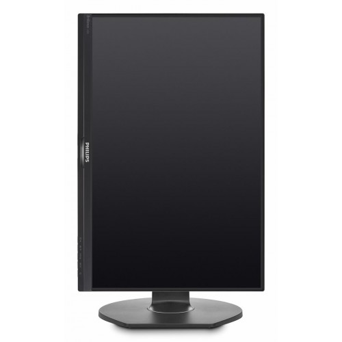 "Monitor 24.1"" PHILIPS 240B7QPJEB, WUXGA, IPS, 16:10, 1920*1200, 60hz, WLED, 5ms GTG, 300 cd/m2, 178/178, 20M:1/ 1000:1, FlickerFree, HDMI, VGA, USB, DP, VESA, Speakers, pivot, Black    ND"