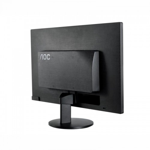 "Monitor 21.5"" AOC E2270SWN, FHD, TN, 16:9, WLED, 5 ms, 200 cd/m2, 90/50, 20M:1, VGA,  VESA, , Black ND"