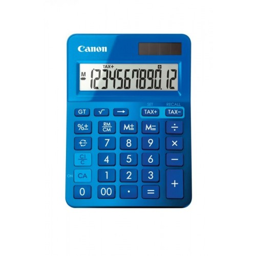 CANON LS123KBL CALCULATOR 12 DIGITS ND