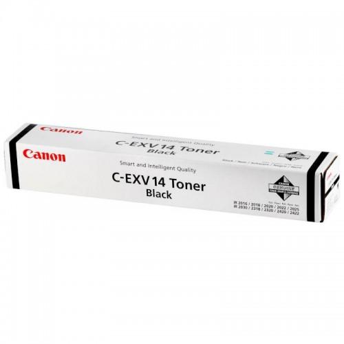 CANON CEXV14S BLACK TONER CARTRIDGE ND