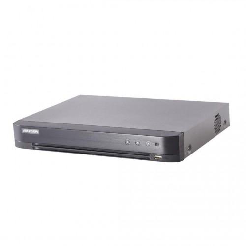 DVR TURBO HD 5MP 8-CHANNELS 2X SATA ND