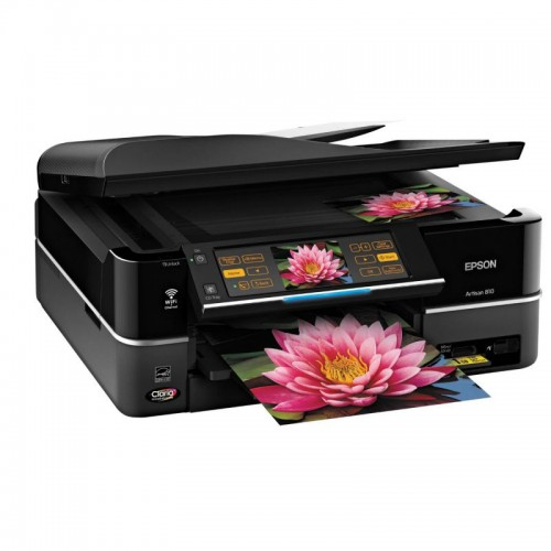 EPSON L810 CISS COLOR INKJET PRINTER ND