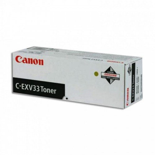 CANON CEXV33 BLACK TONER CARTRIDGE ND