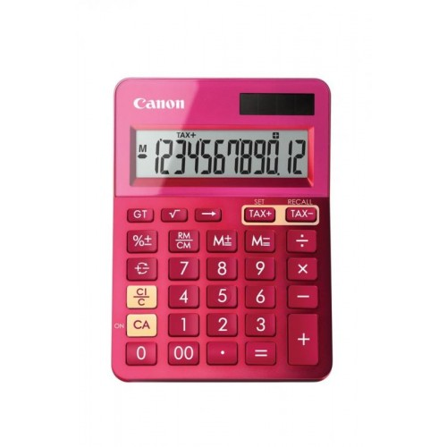 CANON LS123KPK CALCULATOR 12 DIGITS ND