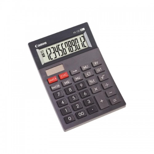 CANON AS120 CALCULATOR 12 DIGITS ND
