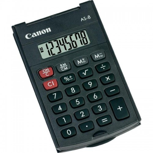CANON AS8 CALCULATOR HANDHELD ND