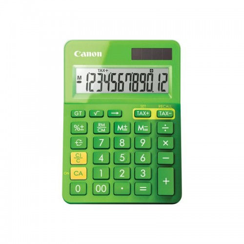 CANON LS123KGR CALCULATOR 12 DIGITS ND