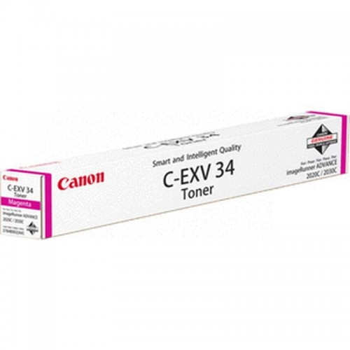 CANON CEXV34M MAGENTA TONER CARTRIDGE ND