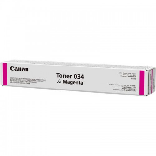 CANON 034M MAGENTA TONER CARTRIDGE ND