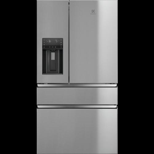 Combina frigorifica Side by Side No Frost ELECTROLUX LLI9VF54X0