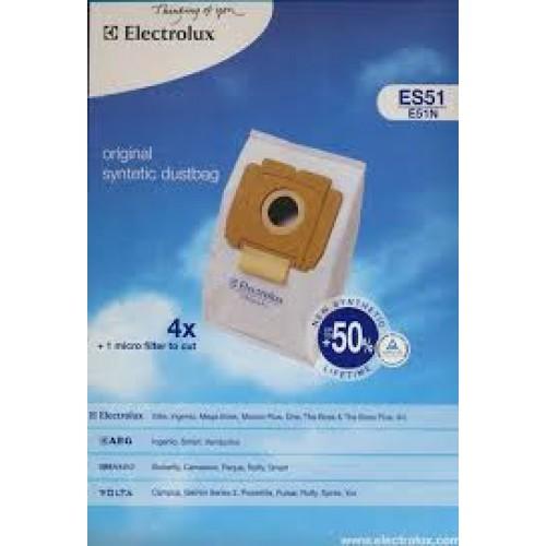 Set 4 saci Electrolux Xio ES51