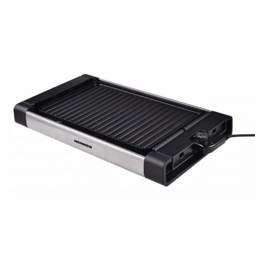 GRATAR ELECTRIC PLACA DETASABILA GRILL  HEINNER HEG-F1800