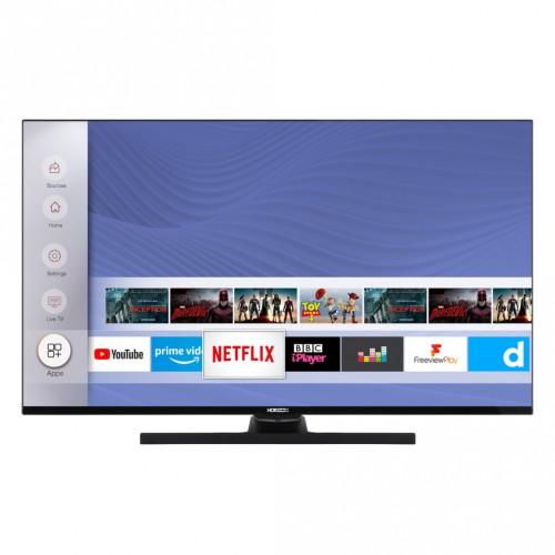 """Televizor LED 55"""" HORIZON 4K-SMART 55HL8530U/B"""