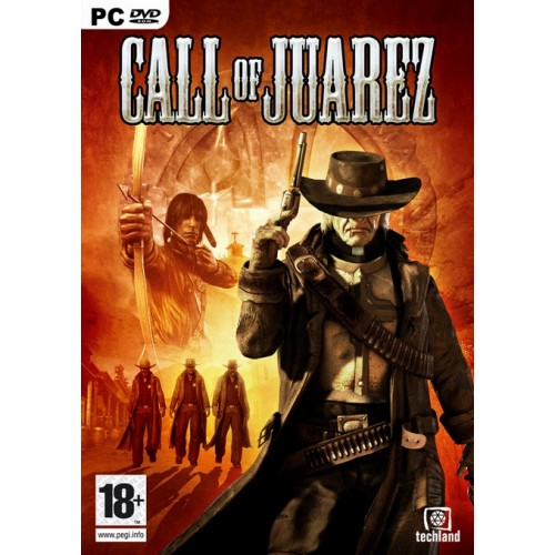 joc-call of juarez pc/dvd