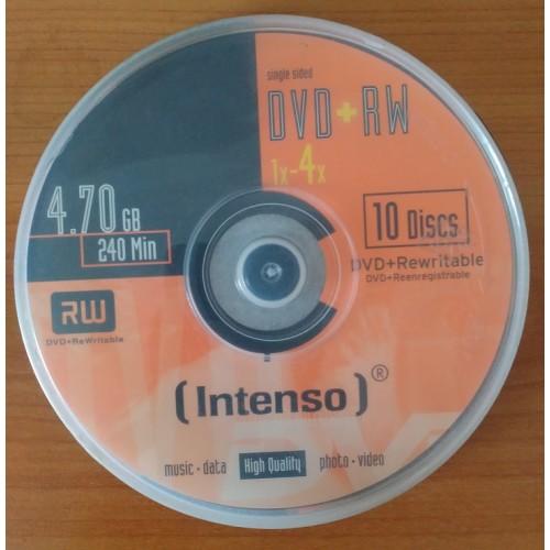dvd blank