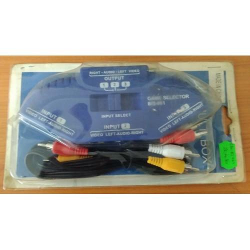 cablu conectori rca