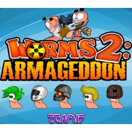 joc-worms 2 worms armageddon double pack