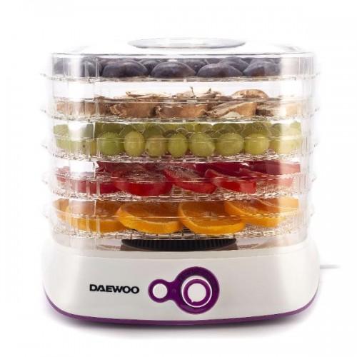 Deshidrator de alimente Daewoo SDA DD450W
