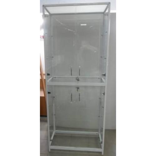 Vitrina sticla cu inaltime 2 m sau 1.5 m