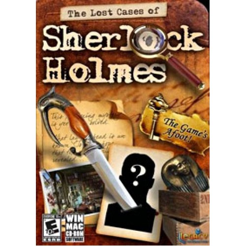 Lost Cases of Sherlock Holmes PC ata1010041