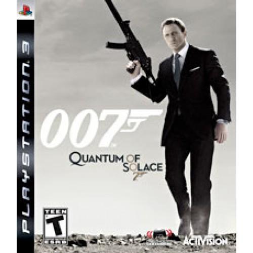 James Bond-Quantum of Solace PS3  act4070014