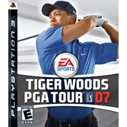 Tiger Woods PGA Tour 2007 PS3 ea4070001