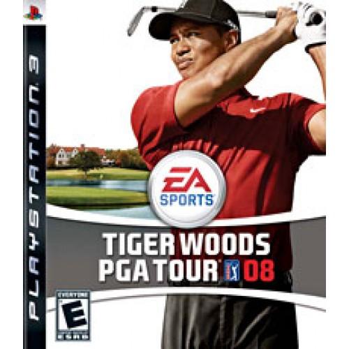 Tiger Woods PGA Tour 2008 PS3 ea4070011