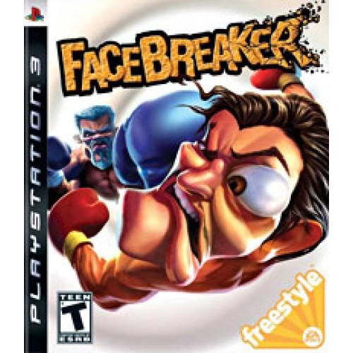 FaceBreaker PS3 ea4070037
