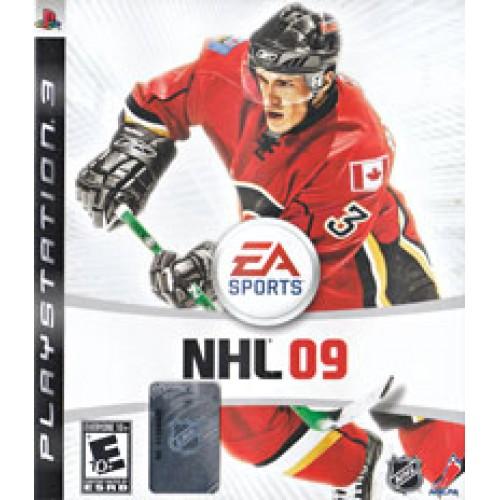 NHL 09 PS3 ea4070038