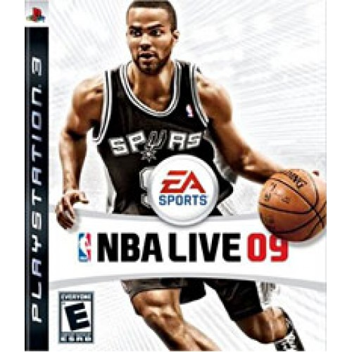 NBA live 09 PS3 ea4070040