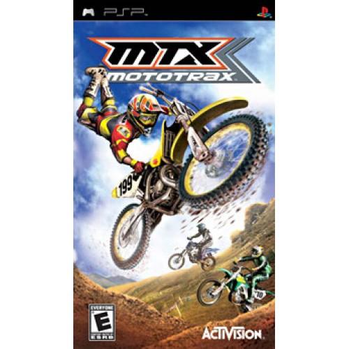 Mtx Mototrax PSP act6070014