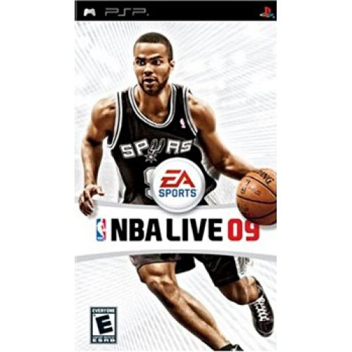 NBA live 09 PSP ea6070037