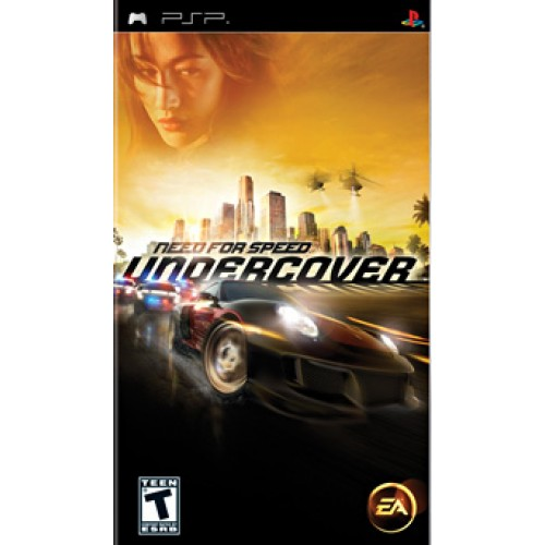 Need for Speed  Undercover PSP ea6070039