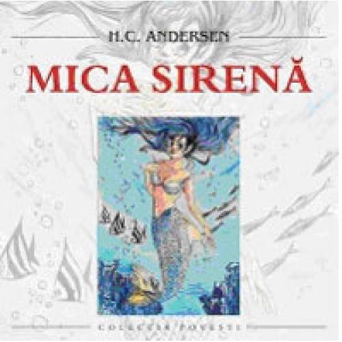 Mica sirena-H.C Andersen