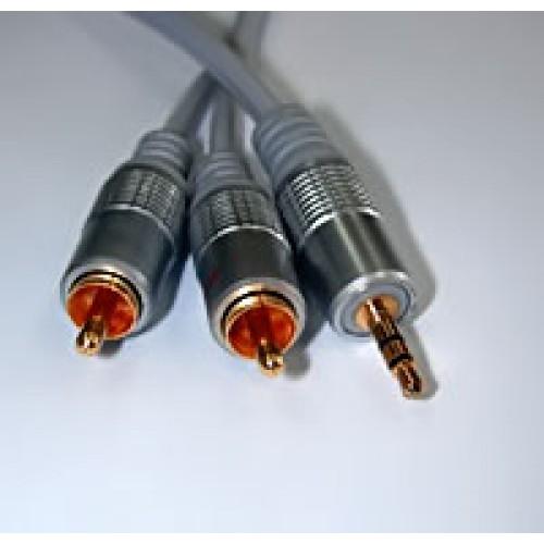 Cablu cu conectori montati Well WQB 1004-5.0