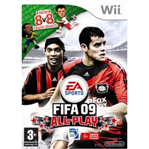 Fifa 09 Wii ea4090026