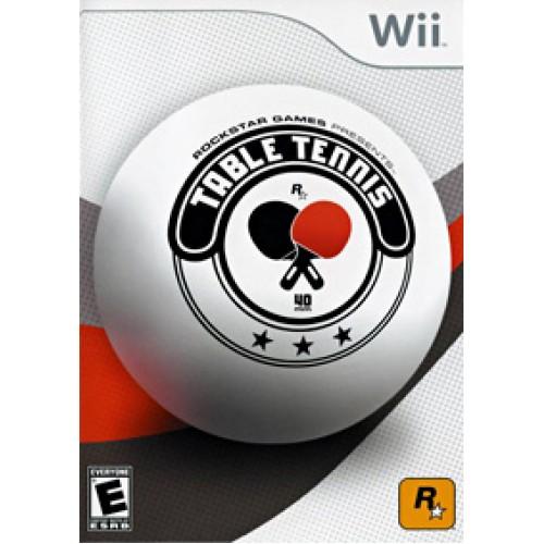Table Tennis Wii tk4090007