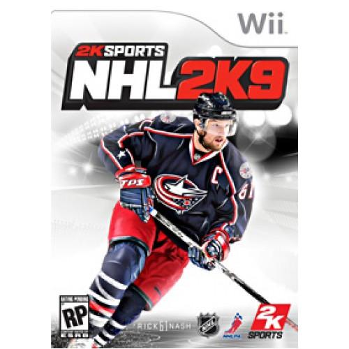 NHL 2k9 Wii tk4090011