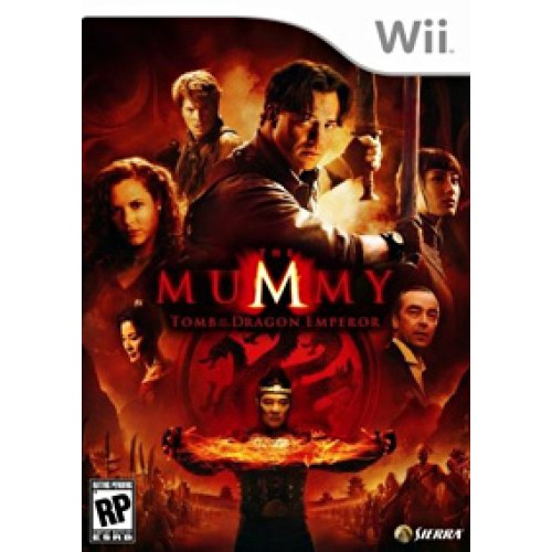 The Mummy-Tomb of the Dragon Emperor Wii viv4090006