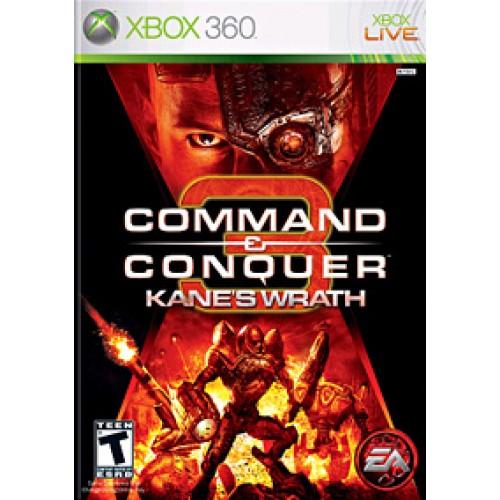 Command & Conquer 3- Kane Wrath Xbox360 ea7040033