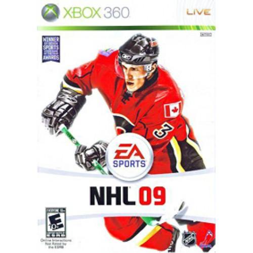 NHL 09 Xbox360 ea7040037