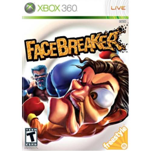 Facebreaker Xbox360 ea7040038