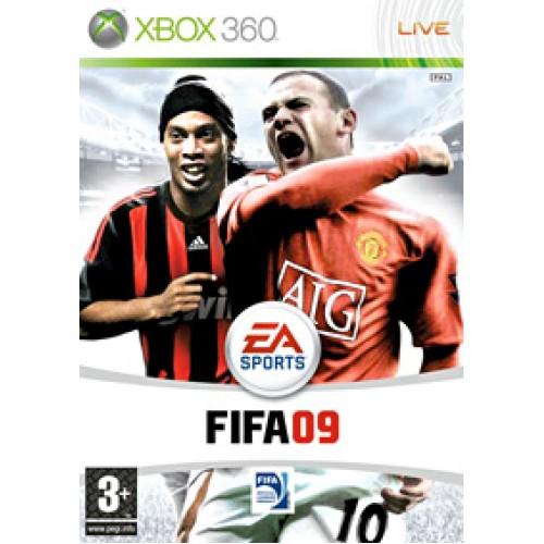 Fifa 09 Xbox360 ea7040039